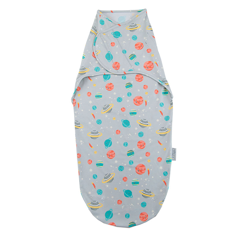 Nroo Baby Swaddle Adjustable Design To Grow With The Baby