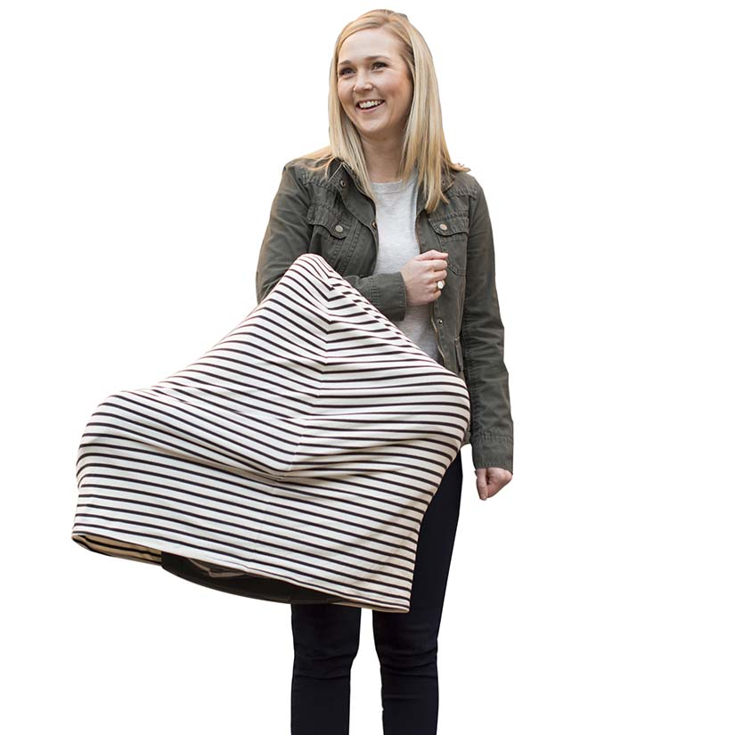 multi use nursing cover fashionable breathable and multiple ways